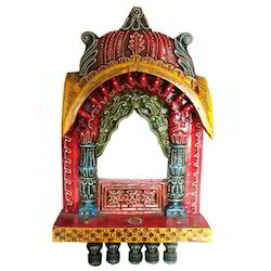 Wooden Embossed Jharokha
