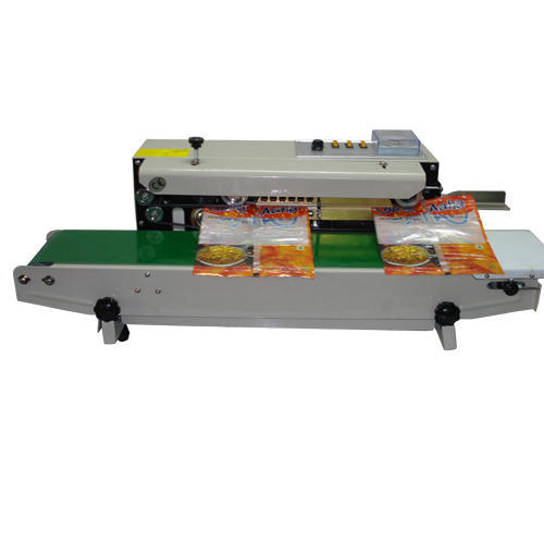 ROYAL PACK INDUSRIE Horizontal Band Sealer Machine, CSM 900HR