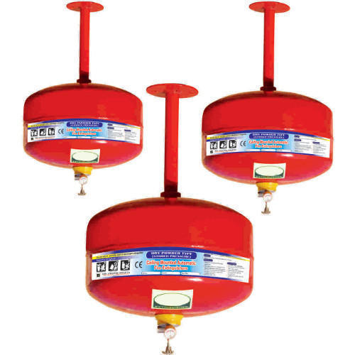 Aluminium Ceiling Mounted Fire Extinguisher