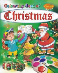 Coloring Christmas Book