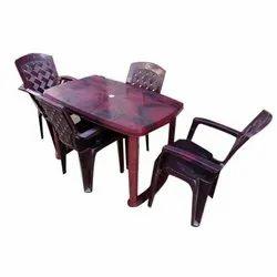 Plastic Dining Table in Bengaluru, Karnataka | Get Latest ...