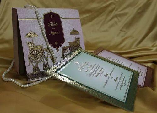 Wedding Invitation Box In Delhi
