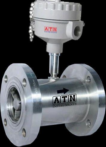 Panel Mountable SS Turbine  Flow Transmitter - ATN-TRS-P300