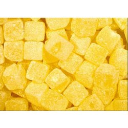 Natural Pineapple Cubes