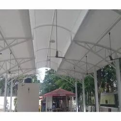 Food Court Roofing Shed