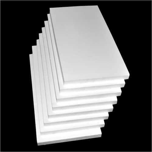 White Thermocol Sheet, Thickness: 50 Mm