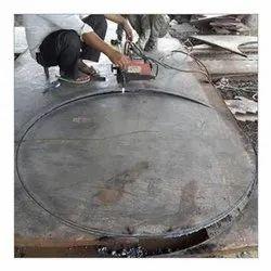 PUG Machine M S Circle Plate Cutting Service
