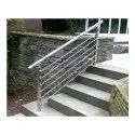 Stainless Steel Railing Fabrication Service