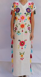 Kashmiri Embroided Kurtis