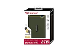 Transcend USB HDD Storejet 25m3 2TB