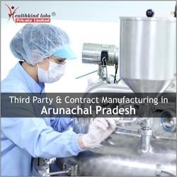 Third Party Manufacturing in Arunachal Pradesh