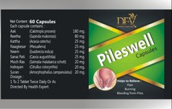 Pileswell Capsule