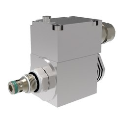 Explosion Proof 2/2 Directional Valve, Solenoid Operated, Poppet Type, Direct Acting