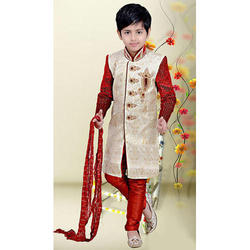 Boys Stone work Sherwani