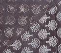 Hand Block Printed Cotton Batik Gary Fabric