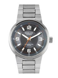 OMAX Analog Multi- Colour Dial Men''s Watch - SS116