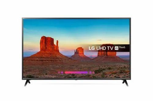 a6f7277a1 LG 127 cm (50 Inches) 4K UHD LED Smart TV 50UK6560PTC (titan) (2018 ...
