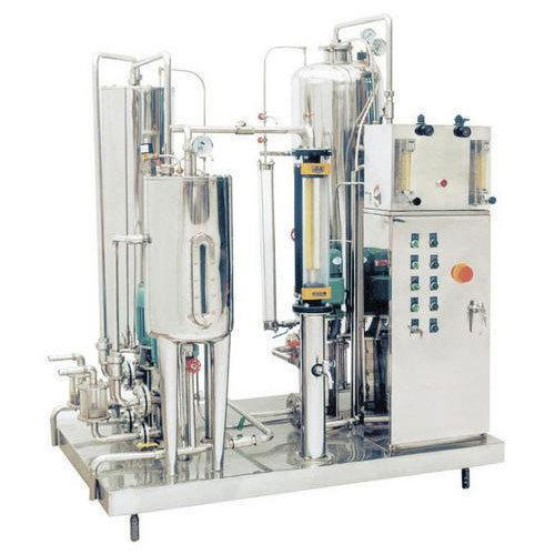Automatic Soda Water Plant
