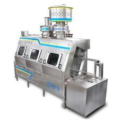 Conveyor Based Dish Washing Machine