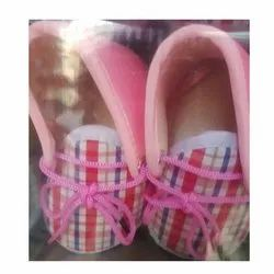 Baby Check Shoes