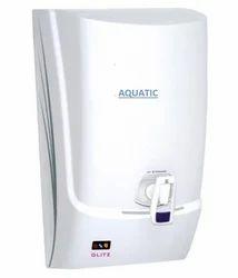 Plastic White Domestic RO Purifier