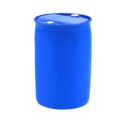 HDPE Blue Water Packing Drum, For Chemical Storage, Capacity: >200 L