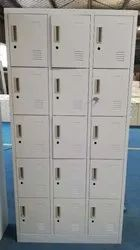 15 Compartment Industrial Locker