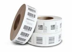 Barcode Plain Label
