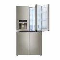 889 Litres Door In Door Water Ice Dispenser Refrigerator