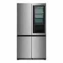 LG 984 Door In Door Counter Depth Refrigerator