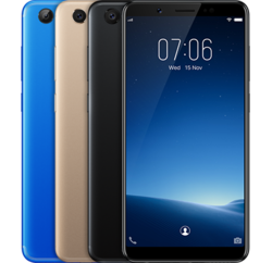 Vivo V7 Mobile, Memory Size: 2 GB And 8 GB