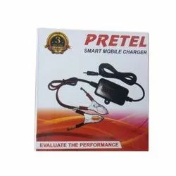 Pretel 2.4 A Phone DC Travel Charger