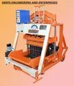 High Density Solid Brick Making Machine