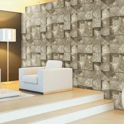 Designer 3d Pvc Wallpaper At Rs 1600 Roll Near Jain Mandir New Delhi Id 14586468462