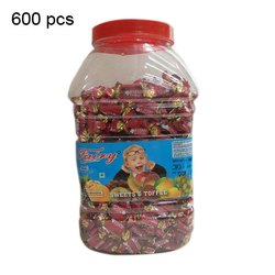 600 Pieces Sweet And Toffee