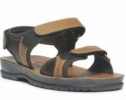 Paragon Boys Mustard P-toes Casual Sandals