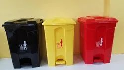 60 L Bio Medical Waste Bins