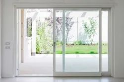 UPVC Residential Sliding Door