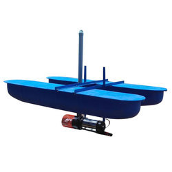 Surface Floating Submersible Aerators, For Pond Aeration