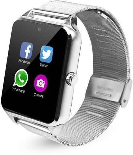 Smart Watch - DZ09 Bluetooth Smart Watch 1 54 Touch Screen