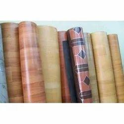 Rectangular Designer PVC Carpet, Packaging Type: Roll