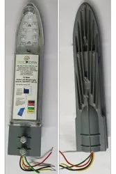 Solar Mppt LED Street Light 12W