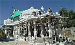 Marble Temple Construction Work
