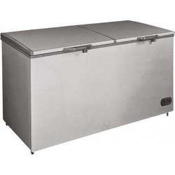 Stainless Steel Elanpro Chest Freezer