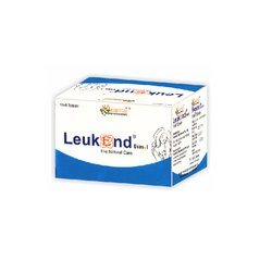 Leukend Evasol Tablet, 10 x 6 Tablets, 2 Tab Twice a Day