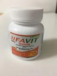 Vitamin C Sugarfree Tablet In Orange Flavor