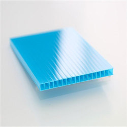 Blue Polycarbonate Roofing Sheets