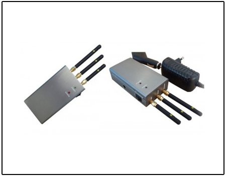 Mobile phone jammer wholesale | 6 Bands Handheld Cell Phone Signal Jammers 2G 3G 4G