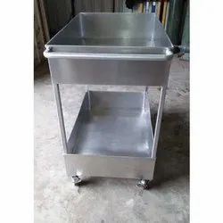 Stainless Steel Trolley Service Trolley
