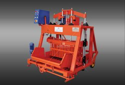 Movable Hydraulic Brick Making Machine